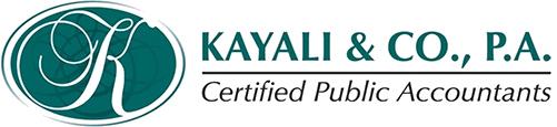 KAYALI & CO., P.A.